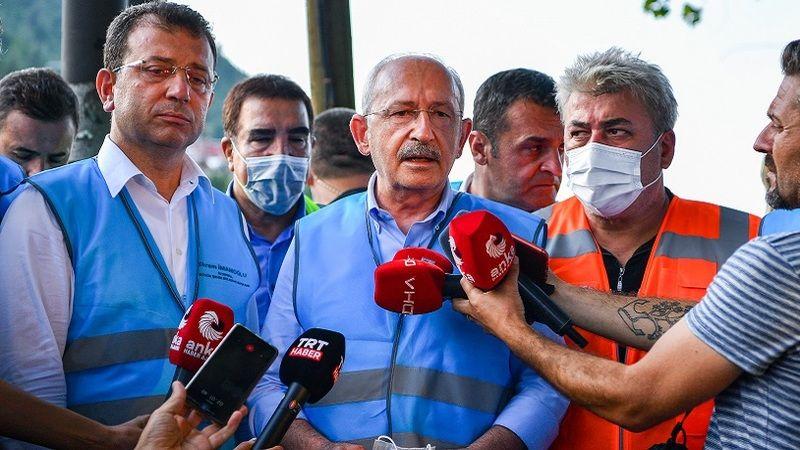 Kılıçdaroğlu: Kriz ortaya çıktıktan sonra önlem almanın bir yararı yok