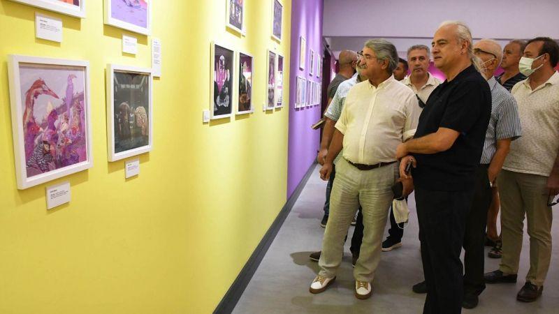 Kültür ve Turizm eski Bakanı Sağlar'dan Ada Modern Sanat Galerisi'ne tam not