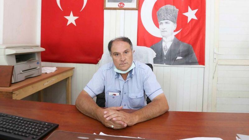Salavatlı Muhtarı Uymaz'dan, Başkan Çerçioğlu'na hizmet teşekkürü