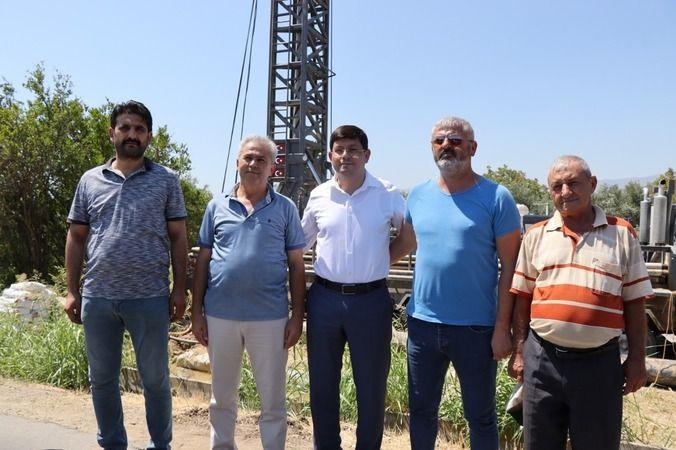 Nazilli Belediye Başkanı Özcan'dan çifte müjde