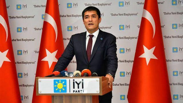 İYİ Parti İstanbul İl Başkanı Buğra Kavuncu'ya saldırı