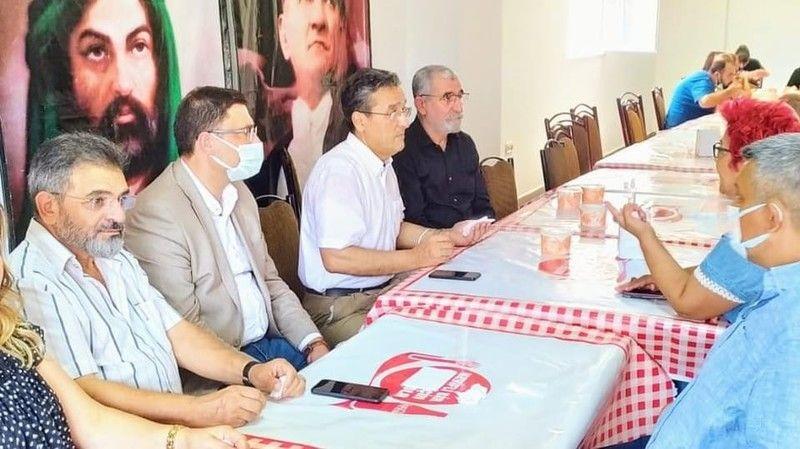 Kuşadası'nda aşure günü etkinlikler düzenlendi