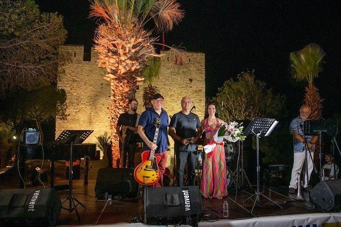 Türk cazının ustalarından Güvercinada'da unutulmaz konser