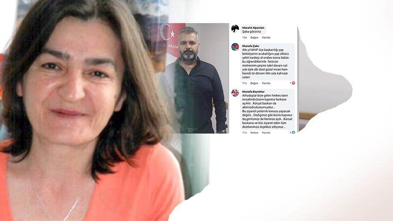 Müyesser Yıldız'dan Akşener'e hakaret eden MHP Buharkent ilçe başkanına sert yanıt: FETÖ'nün nikâhlısı kimdir?