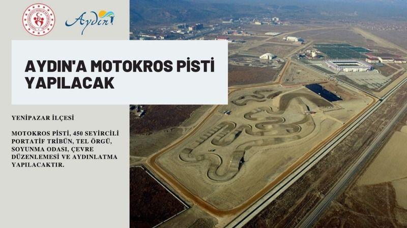 Gençlik ve Spor Bakanlığı'ndan Yenipazar'a müjde