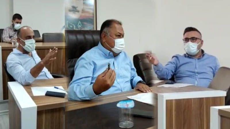 Çine Belediye Meclisi'nde cezaevi tartışması