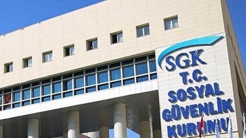 SGK'de milyarlık yolsuzluk operasyonu: Üst düzey isimler görevden alındı