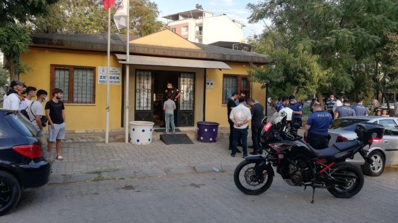 Aydın'da arsa meselesi yüzünden silahlı kavga çıktı