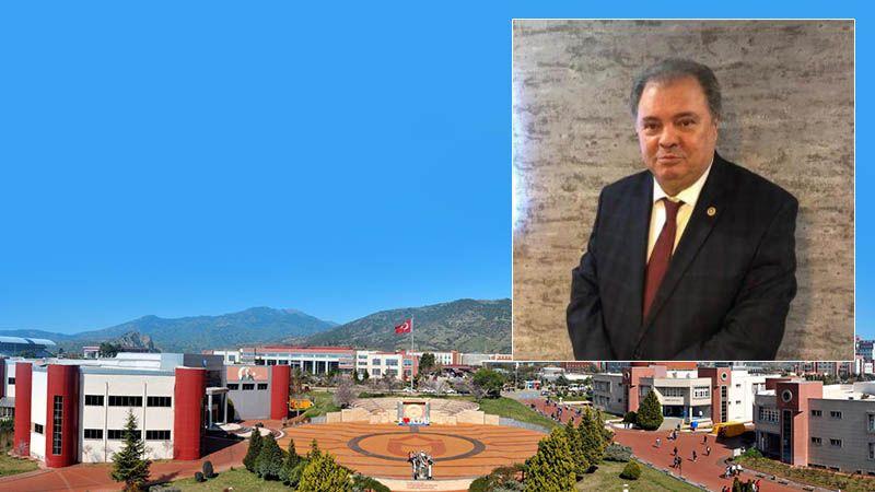 ANAP'lı Bakan, İletişim Fakültesi Dekanlığına atandı