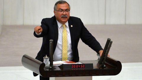 """CHP'li Bülbül """"Aydın-Denizli otoyolunda araç garantili yandaş şirketlere peşkeş çekildi"""""""