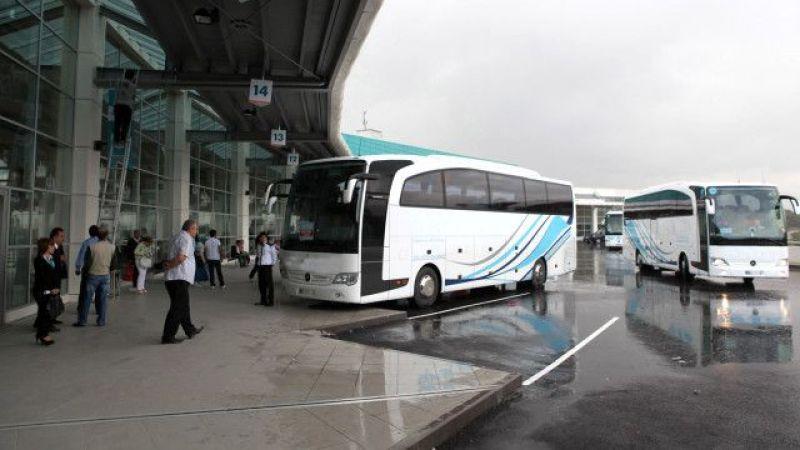 Şehirlerarası otobüslere namaz düzenlemesi