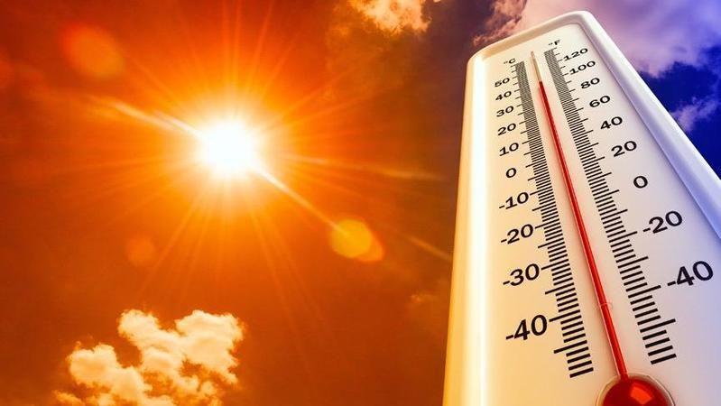 Bu hafta sıcaktan kavrulacağız