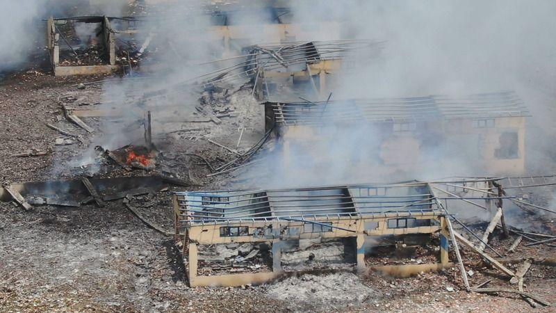 Patlama davasında bir tahliye kararı