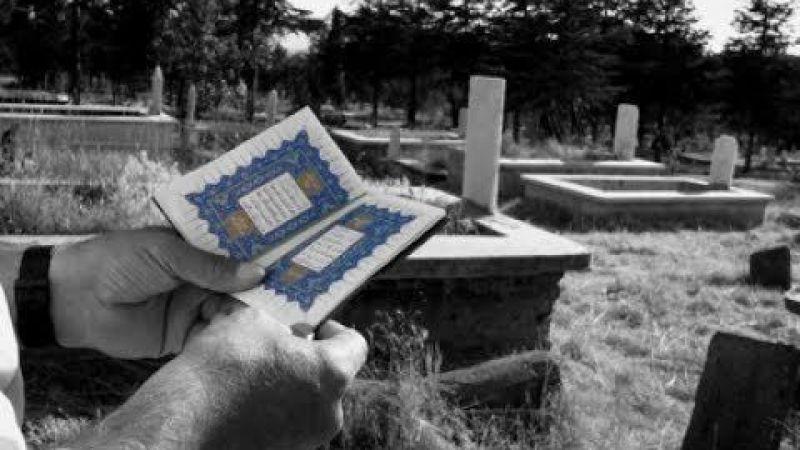 mezarlık dua