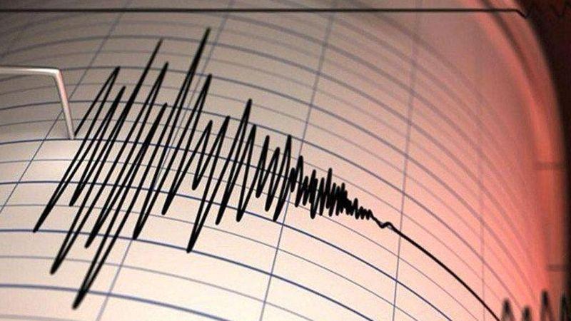 32 dakika arayla deprem