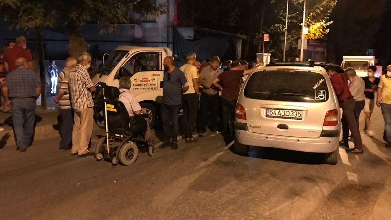 Hendek'te kaza: 3 yaralı
