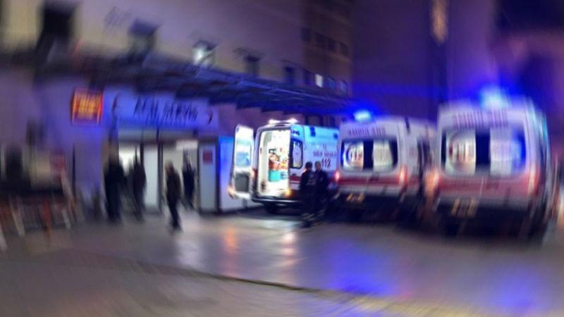 Sokak kavgasında 3 yaralı