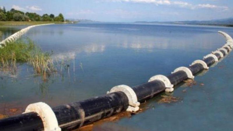 Sapanca Gölü'nde su sıkıntısı yok