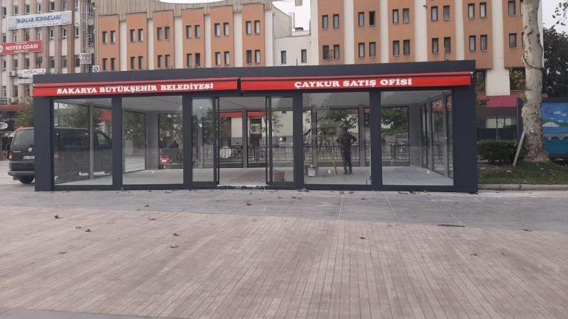 Büyükşehir'den Çaykur ofisi açıklaması