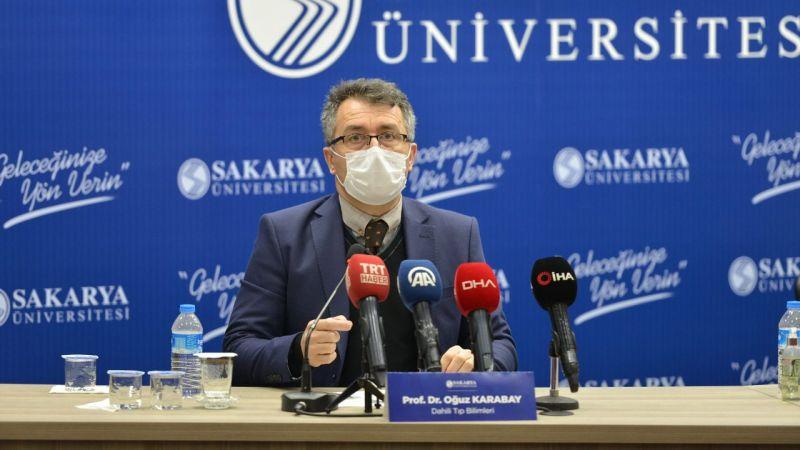 'Hakem maçı bitirmedi maskeleri çıkarmayalım'