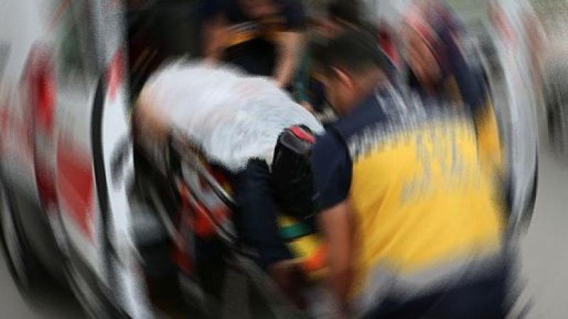 Adnan Menderes Caddesinde kaza