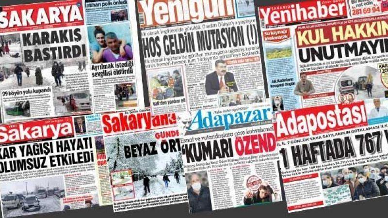 Taraklı'da yeniden gazete satılacak