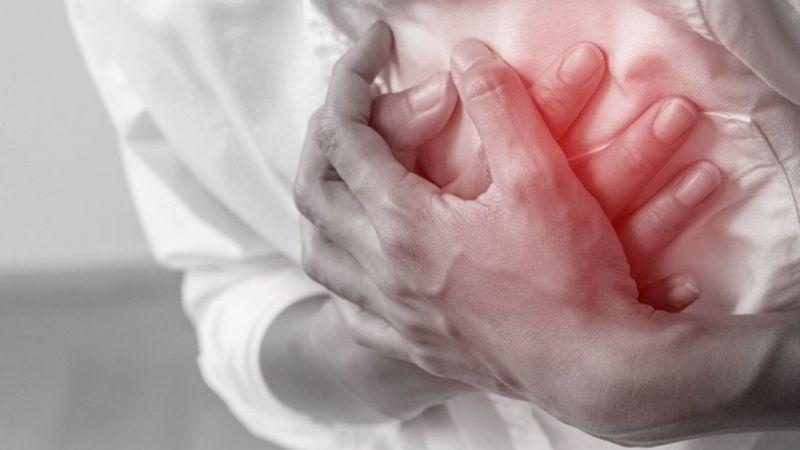 Gece bekçisi kalp krizinden öldü