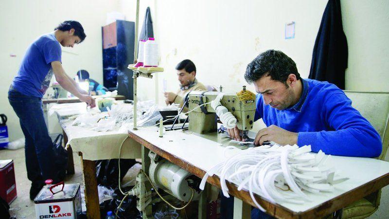 Suriyeli çalıştıran firmaya destek verilecek