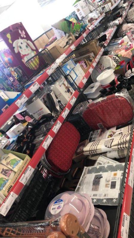 Zincir marketler yasağı takmadı