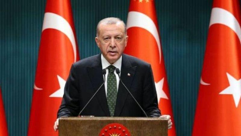 Erdoğan'dan normalleşme sinyali