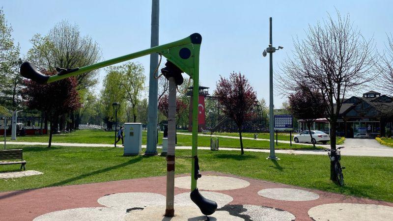 Serbes: Çocuk parkları bakımsız