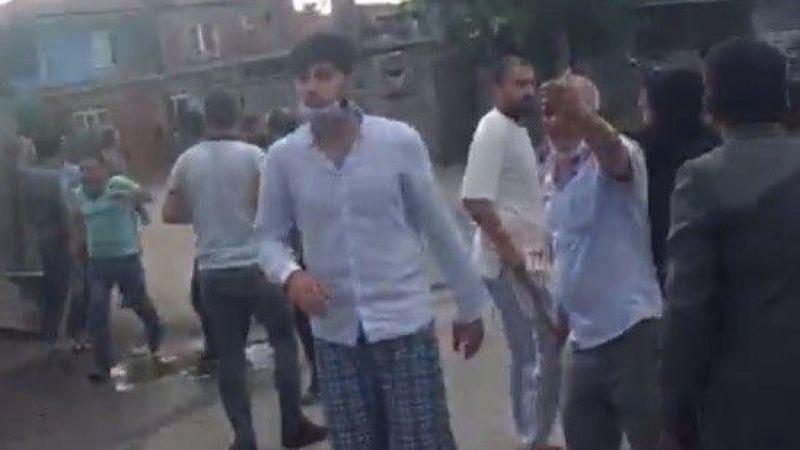 Karaköy'de silahlı kavga