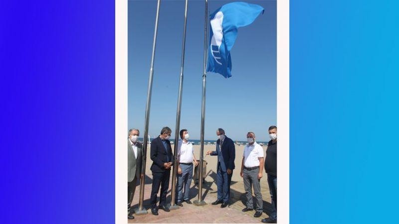 Karasu'nun tek mavi bayrağı kaldı