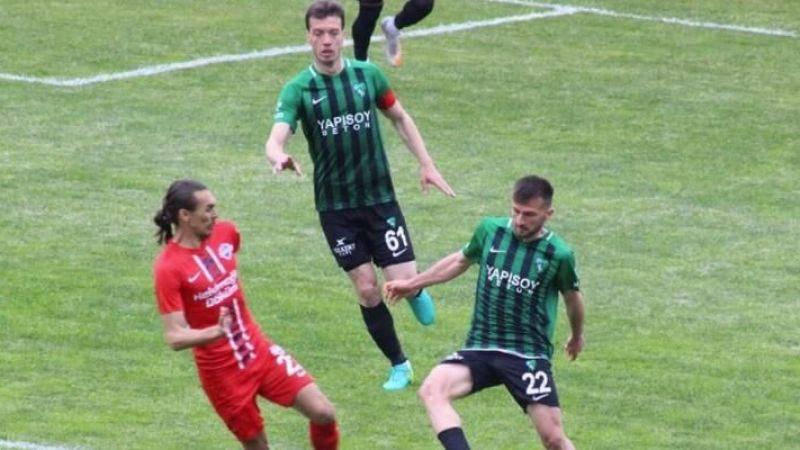Play-off'un ilk finalisti Kocaelispor