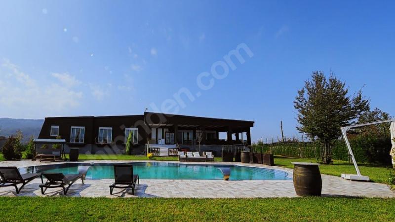 Sapanca'da 37.5 milyona satılık villa