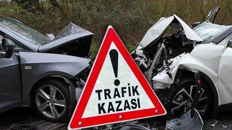 Üç günde 19 kaza 8 yaralı