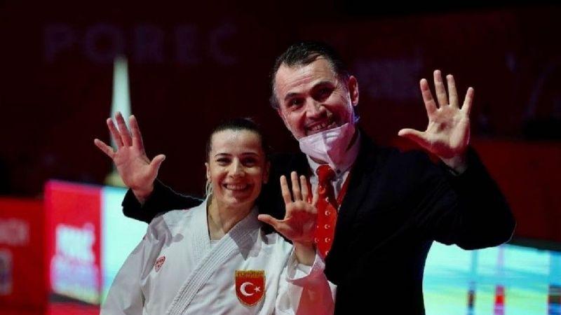 Geyveli Serap, Avrupa şampiyonu
