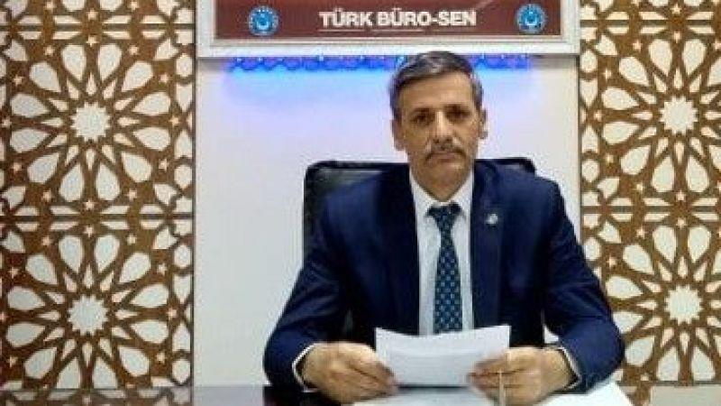 Büro hizmet kolunda, yetki Türk Büro Sen'in