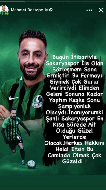 Mehmet Boztepe ve Hasan Bilal ayrıldı