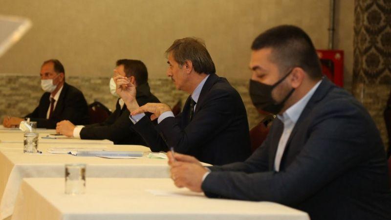 'Serdivan'da alt yapının % 85'i tamam'