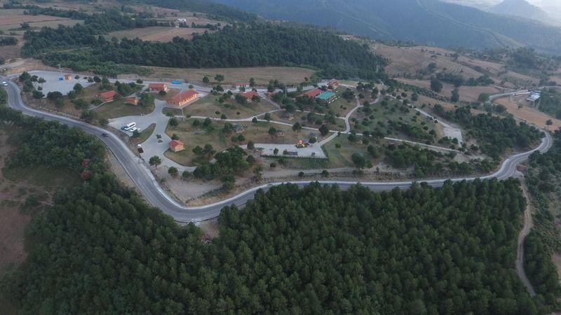 Geyve'de sosyal tesisler açıldı
