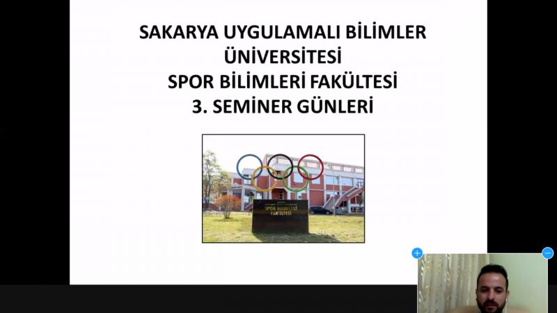 SUBÜ'de lisansüstü semineri