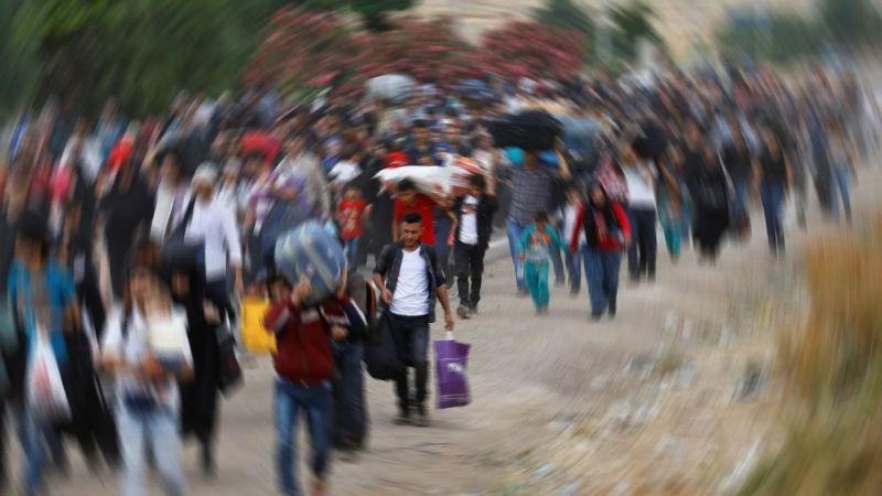 Türkiye'de kaç Suriyeli yaşıyor