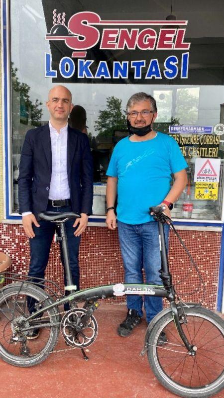 Serbes: Bisikletlilere saygı duyulmalı