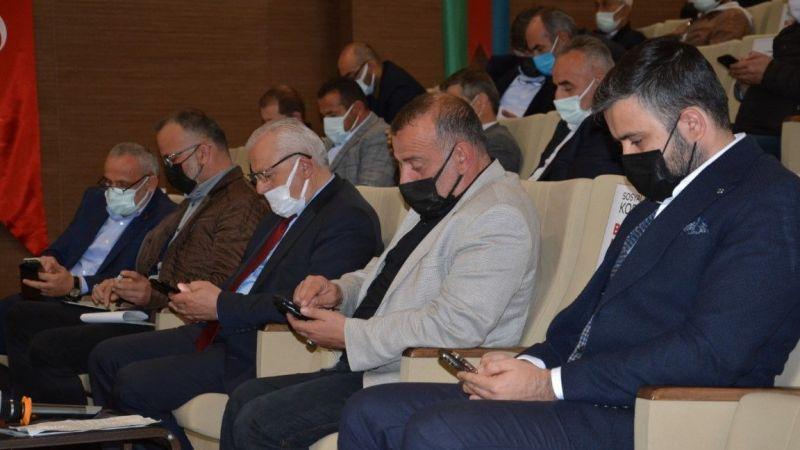 Hendek Meclisinde elektronik oylama dönemi