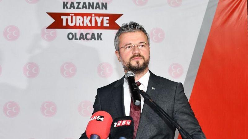 MHP'li Akar'dan cevap gecikmedi