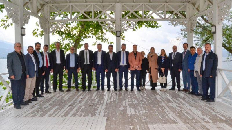 İpekyolu Turizm Kalkınma Birliğinde Murat Kaya yeniden başkan