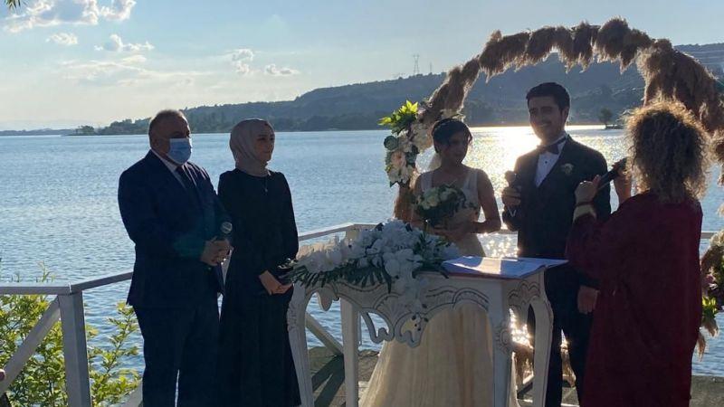 DEVA Partisi düğünde buluştu