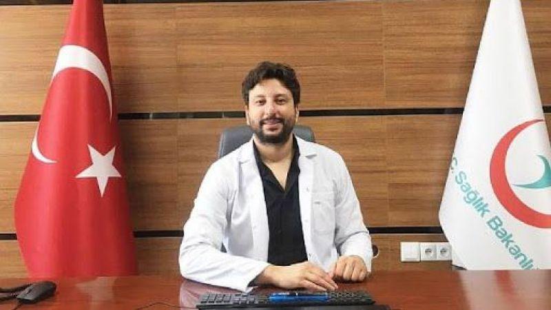 Çanakkaleye'ye Sakaryalı Sağlık Müdürü