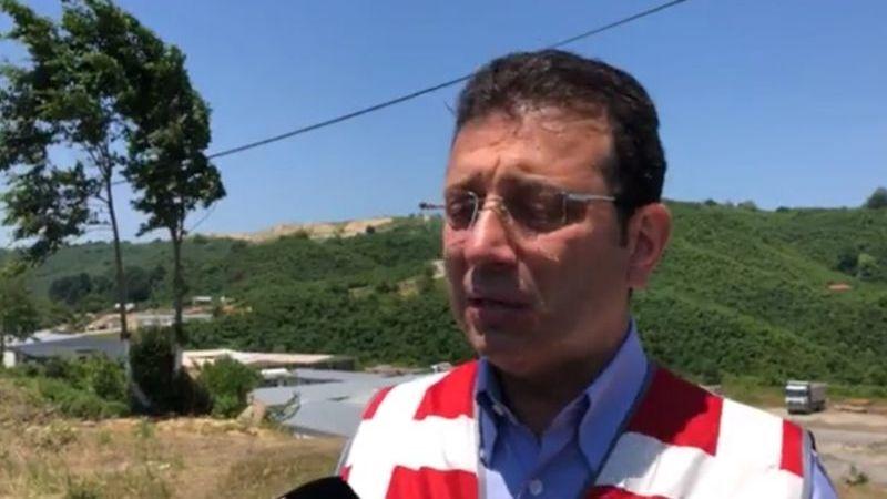'Melen Barajında çatlaklar bertaraf edilecek'